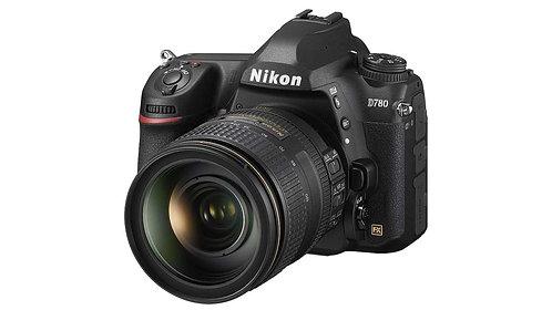 Nikon D780 Kit 24-120 F/4