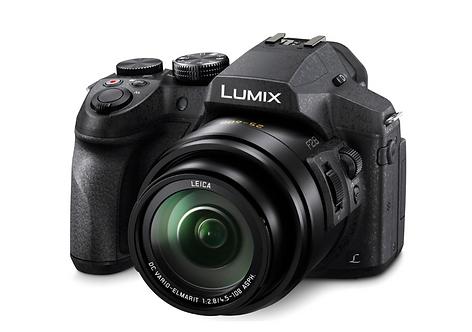 Panasonic Lumix FZ300 (4,5-108mm, 12.10Mpx, 1/2,3'')
