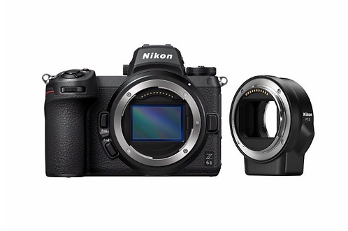 Nikon Z6 II +FTZ