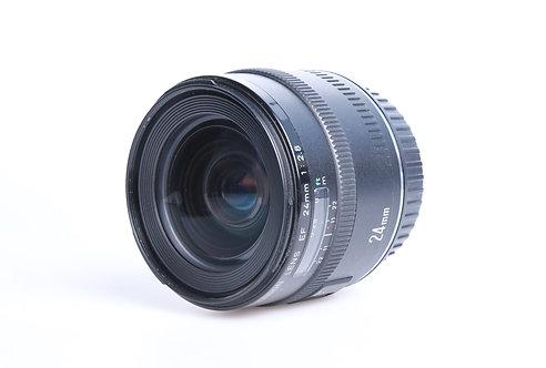 Canon 24mm F/2.8