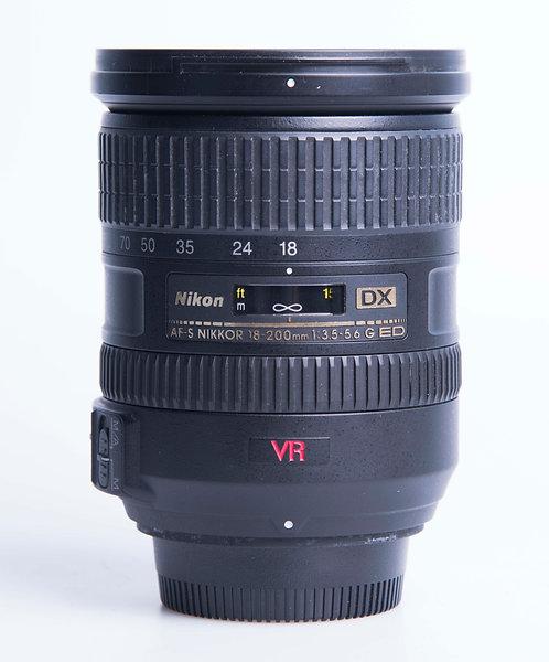 Nikon 18-200mm f3.5- 5.6 G ED