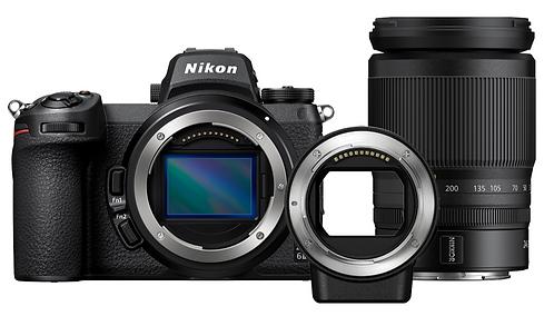 Nikon Z6 II Kit 24-70 F/4 + FTZ