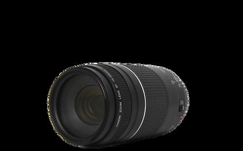 Canon 75-300 mm  f. 4.5,6