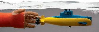 Cayman waterproof casts