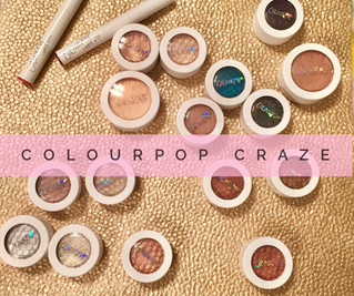 Colourpop Craze