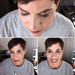 Kristy one on one makeup lesson