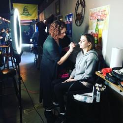 onset film makeup