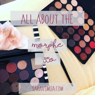All about the Morphe 35O
