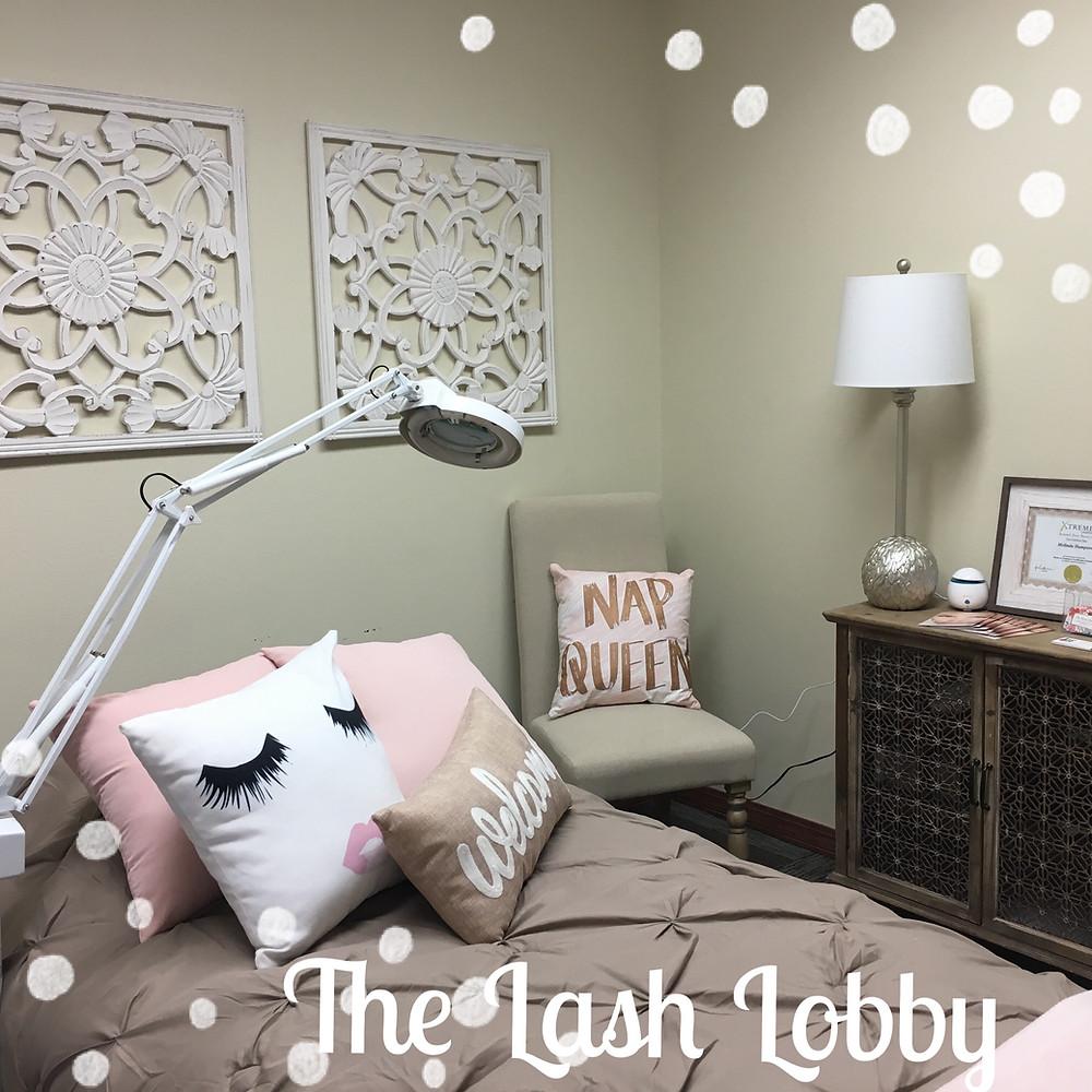 The Lash Lobby, eyelash extensions