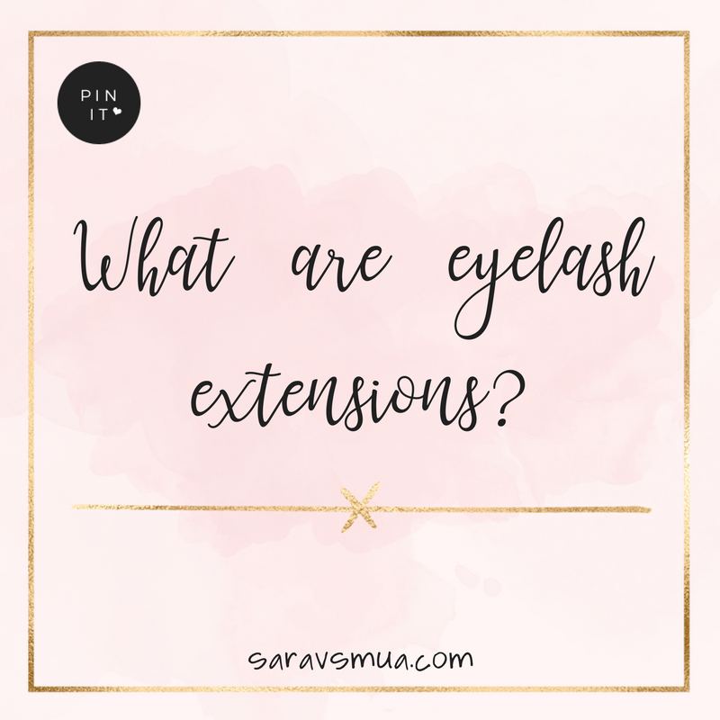 eyelash extensions, blog how to