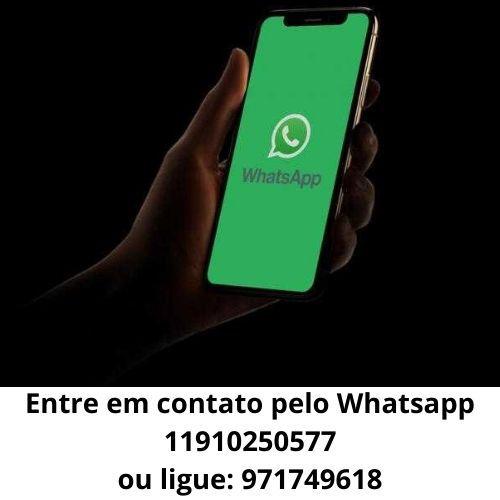 Entre em contato pelo Whatsapp 119102505