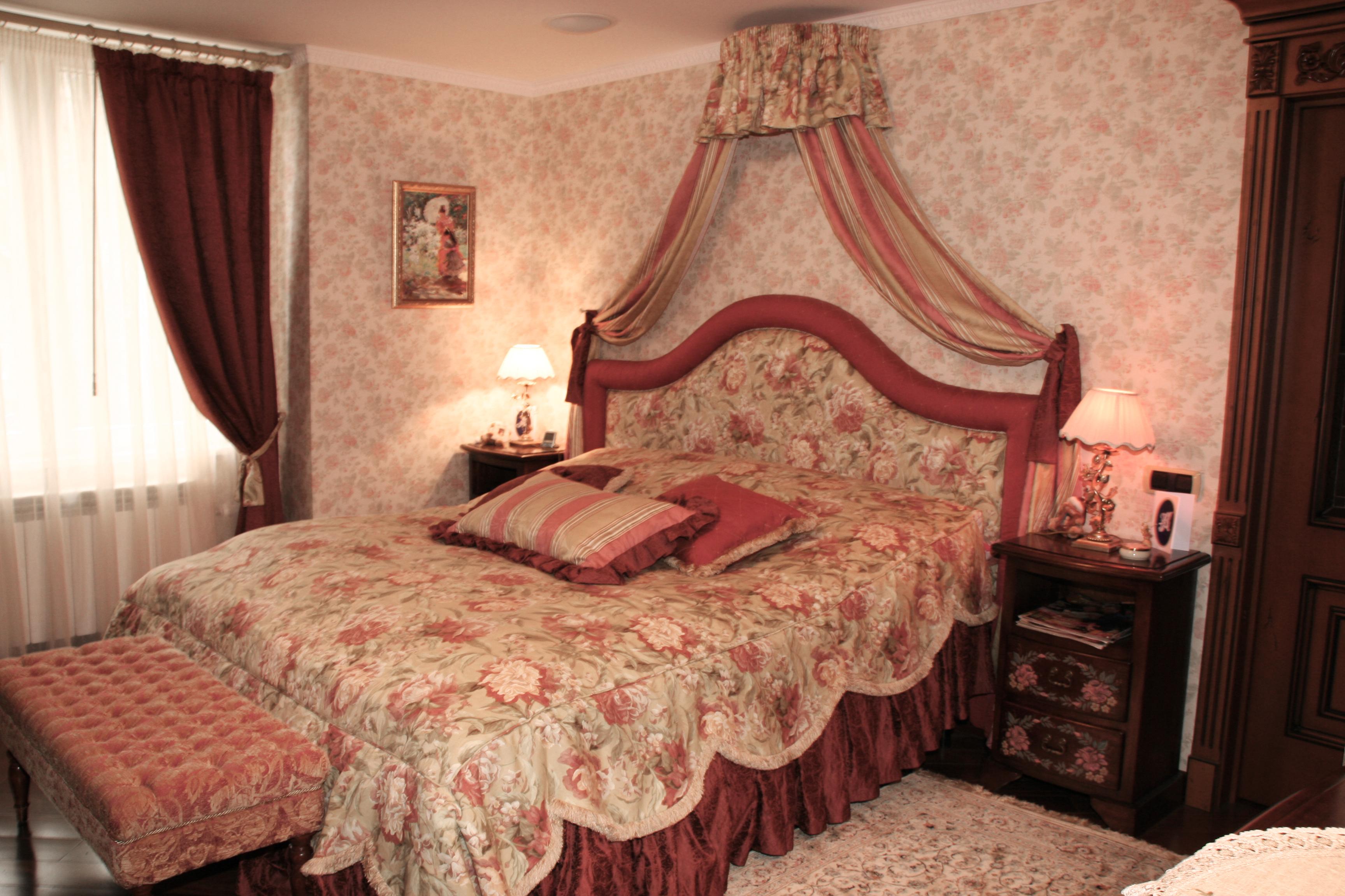 Спальня (Dolfi)