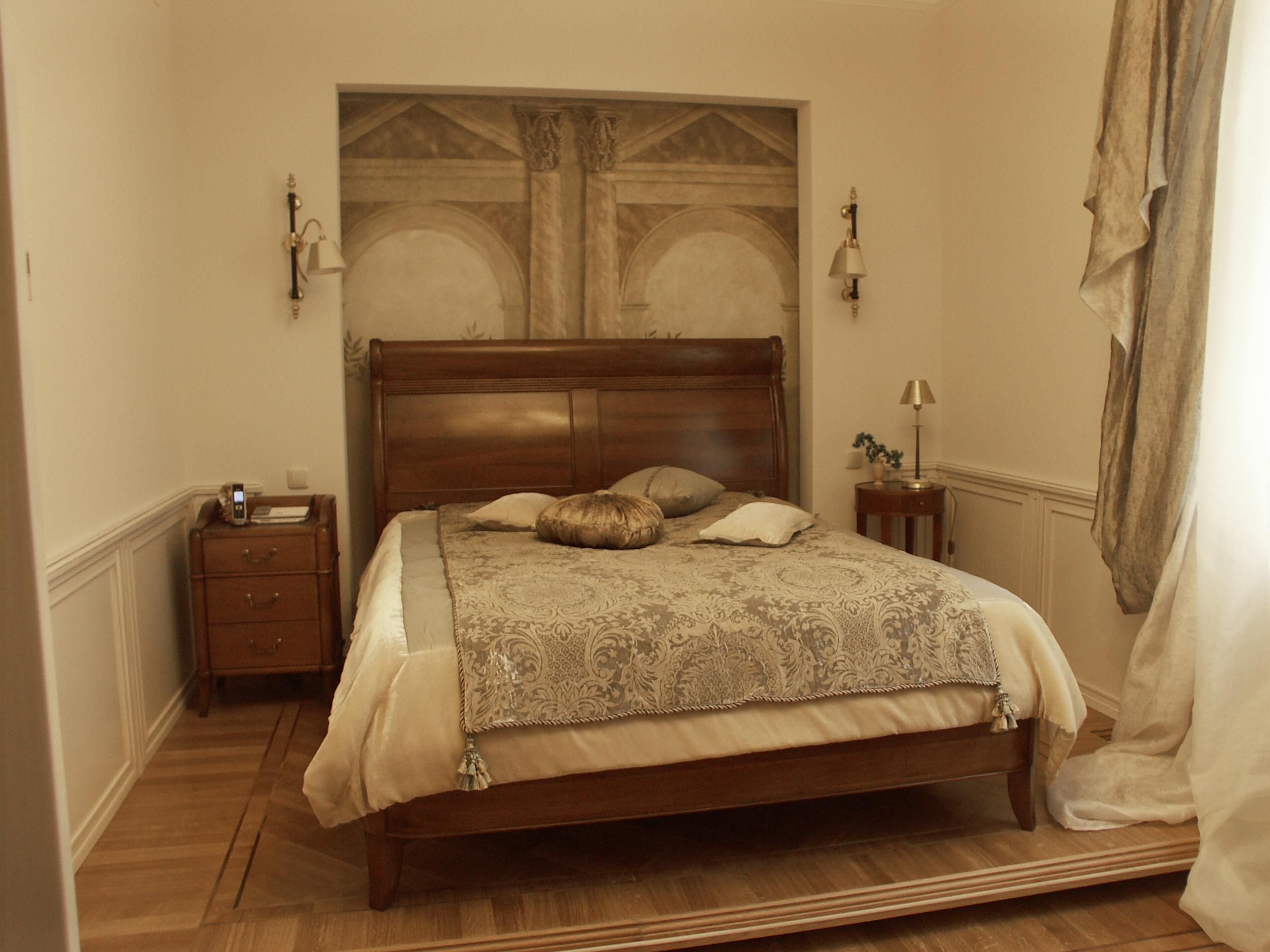 Мужская спальня (ZONTA)