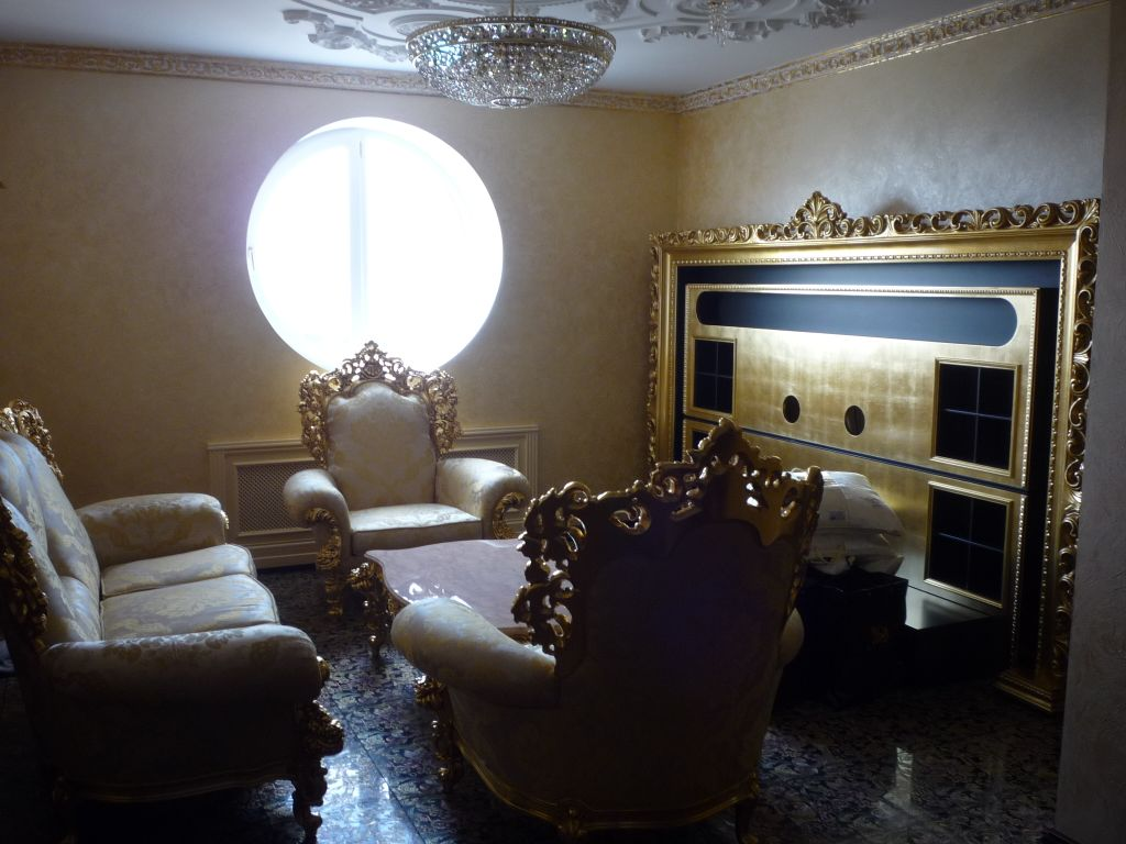 Гостиная (Asnaghi Interiors)