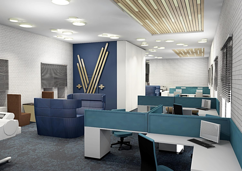 open-space 2 этаж