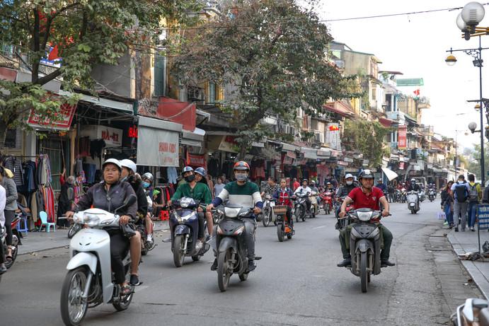베트남 시내