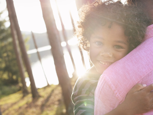 Encountering God with Children & Three Playful Nature Prayer Practices for Adults and Children