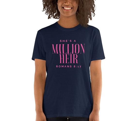 She's A Million-Heir - Romans 8:17