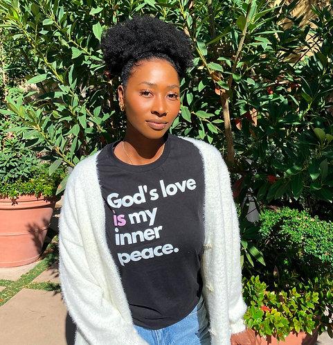 God Is My Inner Peace