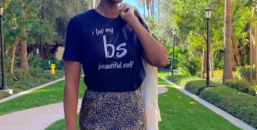 I Luv My B.S.  * Beautiful Self