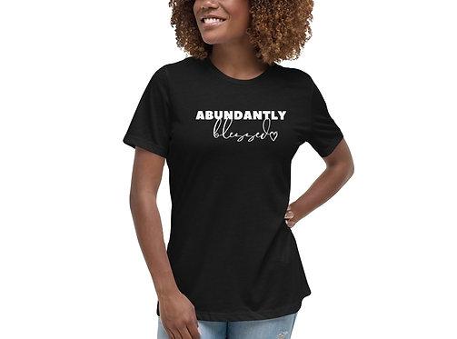 Abundantly Blessed ( Crew Neck )*