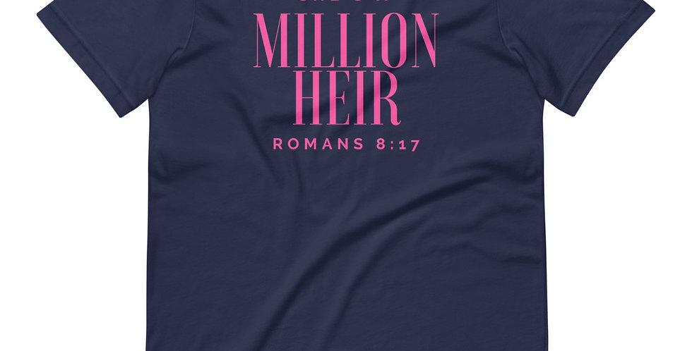 She's A Million-Heir  * Romans 8:17