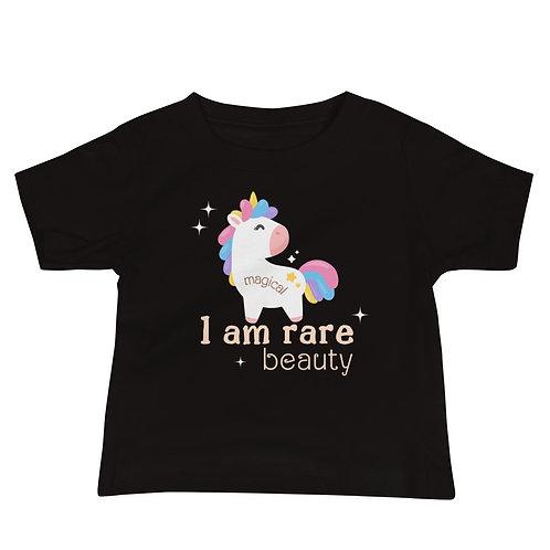 I Am Rare Beauty ( Baby Girl Tee )