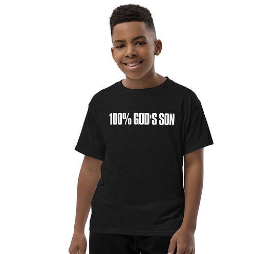 100% God's Son