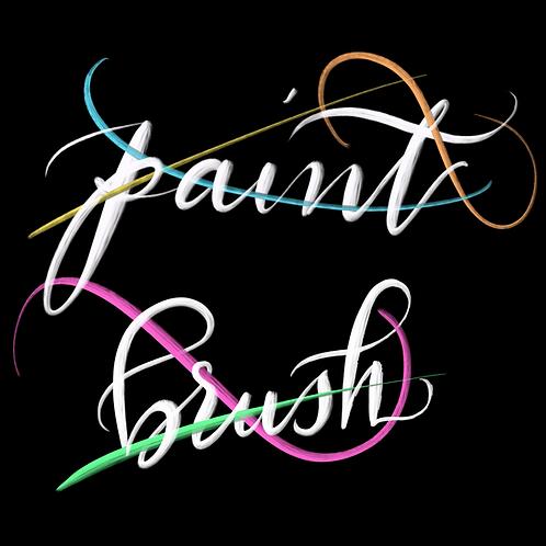 Paint Brush (Procreate brush)