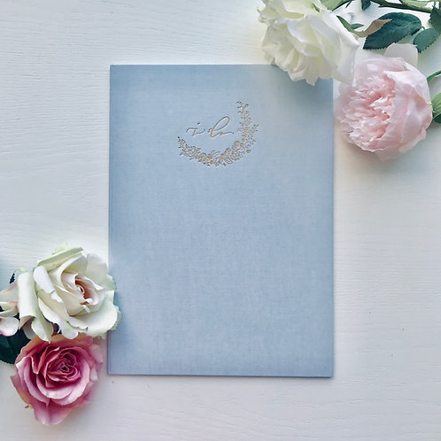 Wedding Certificate Folder