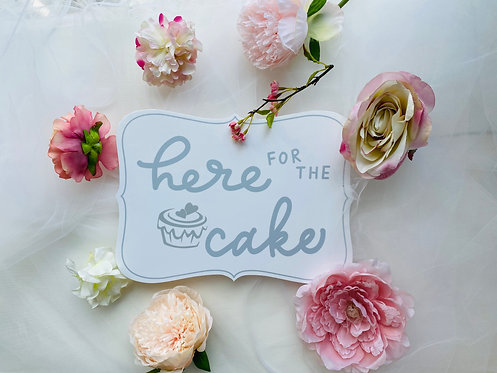 Cute Pageboy Signs Set
