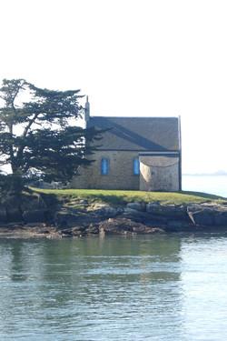chapelle golfe morbihan