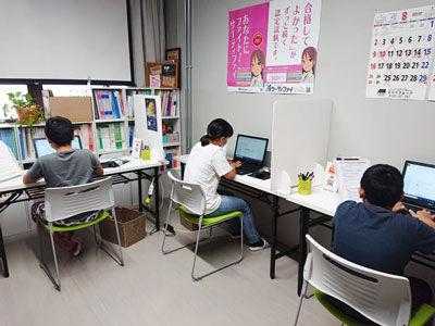 子どもパソコン教室の様子