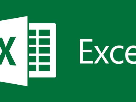 Excel3級の受講料金を改定いたしました。
