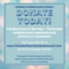 June 1 - FMSC-donatetoday-campaignlaunch