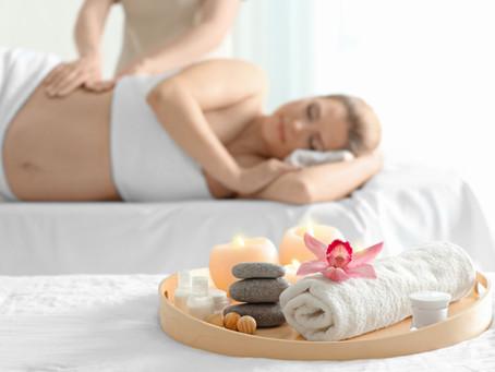 Козметични процедури по време на бременност