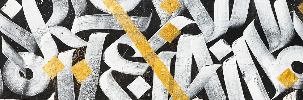 Typography Graffiti