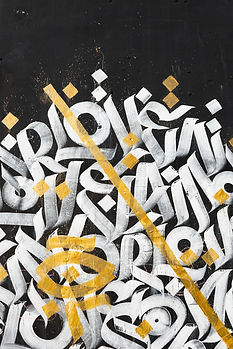 Typographie Graffiti
