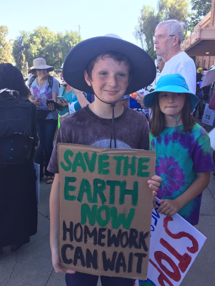 Young Climate Activist