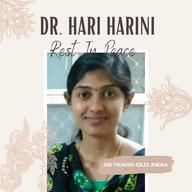 Dr. Hari Harini