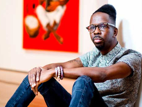 Dr. Fahamu Pecou Advocates for Atlanta School for the Arts