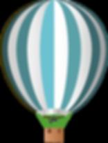 Blue Baloong