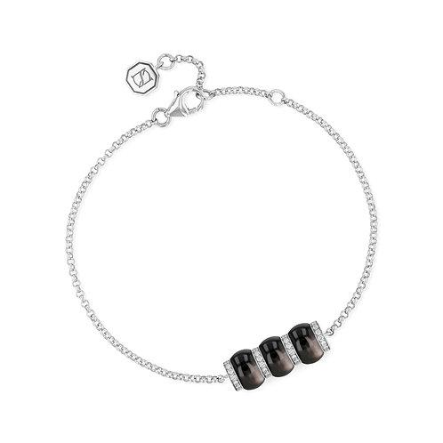 Cerith Bracelet - Black Mother of Pearl