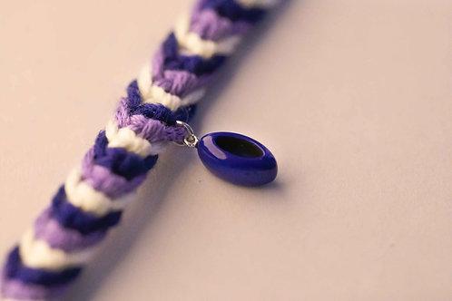 Lapis Thread Anklet/Bracelet