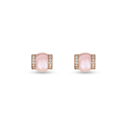 Cerith Studs - Pink Mother of Pearl