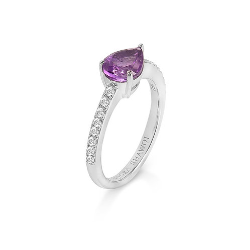 Nilum Pinky Ring