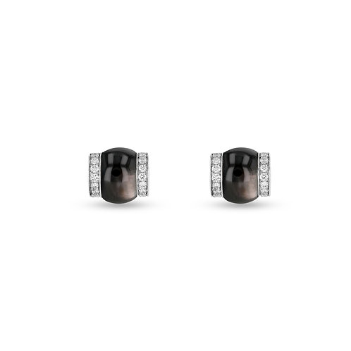 Cerith Studs - Black Mother of Pearl