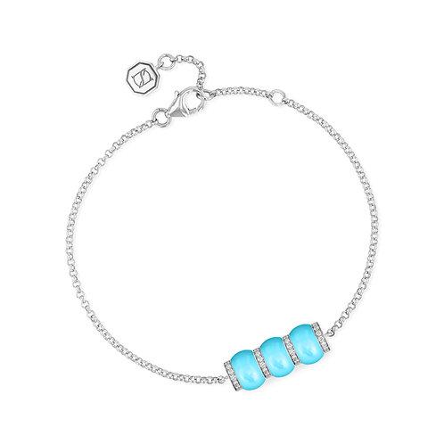 Cerith Bracelet - Turquoise