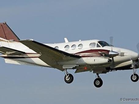 Wie koopt mijn privéjet (of helikopter) uit faillissement ?