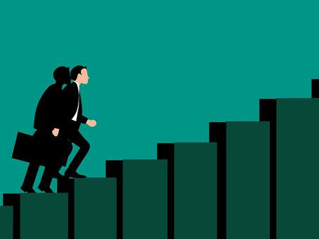 De ladder met crediteuren in faillissement